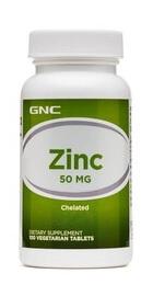 Zinc Chelat 50 mg - GNC