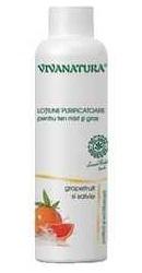 Lotiune purificatoare pentru ten mixt si gras - VivaNatura