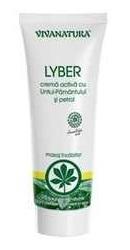 Lyber Crema pentru masaj incalzitor - VivaNatura