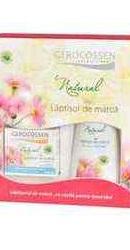 Caseta Cadou Laptisor de matca: Crema hidratanta ten normal-mixt si gel curatare  - Gerocossen