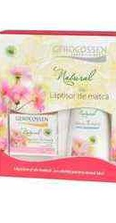 Caseta Cadou Laptisor de matca: Crema hidratanta ten uscat-sensibil si lapte demachiant  - Gerocossen