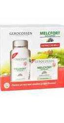 Caseta Cadou Melcfort : Crema matifianta si lotiune purificatoare - Gerocossen