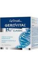 Gerovital H3 Classic Crema intensiv hidratanta - Farmec