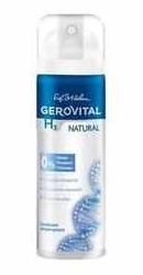 Gerovital H3 Classic Deodorant Antiperspirant Natural - Farmec