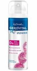 Gerovital H3 Classic Deodorant Antiperspirant Splendide - Farmec