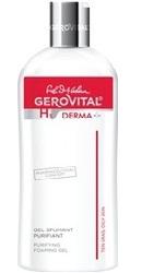Gerovital H3 Derma Plus Gel spumant purifiant - Farmec