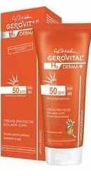 Gerovital H3 Derma Plus Sun Crema protectie solara copii SPF50 - Farmec