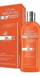 Gerovital H3 Derma Plus Sun Lapte protectie solara SPF30 - Farmec