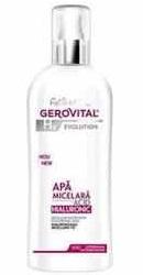 Gerovital H3 Evolution Apa micelara cu Acid Hialuronic - Farmec