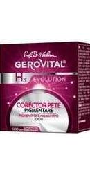 Gerovital H3 Evolution Corector pete pigmentare - Farmec