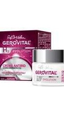 Gerovital H3 Evolution Crema antirid cu Acid Hialuronic - Farmec