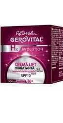 Gerovital H3 Evolution Crema lift hidratanta de zi SPF10 - Farmec