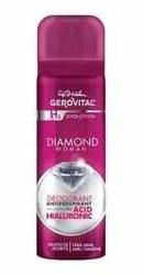 Gerovital H3 Evolution Deodorant Antiperspirant Diamond Woman - Farmec