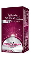 Gerovital H3 Evolution Ser perfect anti-age - Farmec