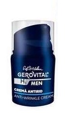 Gerovital H3 Men Crema antirid - Farmec