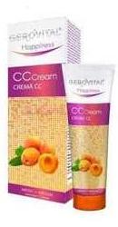Gerovital Happiness Crema CC Mediu - Farmec