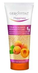 Gerovital Happiness Crema deodorizanta hidratanta picioare - Farmec