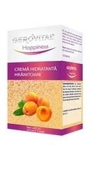 Gerovital Happiness Crema hidratanta hranitoare - Farmec