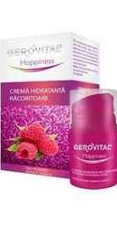 Gerovital Happiness Crema hidratanta racoritoare - Farmec