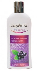 Gerovital Happiness Gel spumant demachiant - Farmec