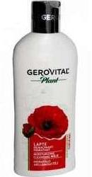 Gerovital Plant Lapte demachiant hidratant - Farmec