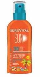 Gerovital Sun Lapte protectie solara copii SPF30 - Farmec