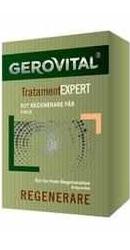 Gerovital Tratament Expert Kit regenerare par - Farmec