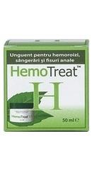HemoTreat H Unguent pentru hemoroizi - Global Treat