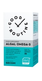 Good Routine Algal Omega 3 - Secom