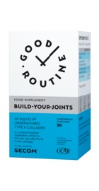 Good Routine Build Your Joints - Secom