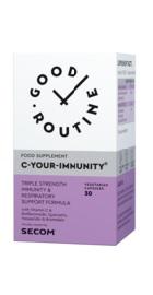 Good Routine C Your Immunity – Secom