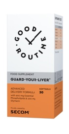 Good Routine Guard Your Liver -  Secom