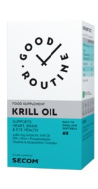 Good Routine Krill Oil – Secom