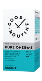 Good Routine Pure Omega 3 - Secom
