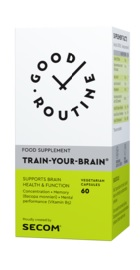 Good Routine Train Your Brain -  Secom