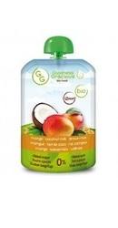 Mancare Bebelusi Mango, Lapte de Cocos si Orez Brun - Goodness Gracious