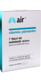 Air7 Vitamina plamanilor - Green Splid