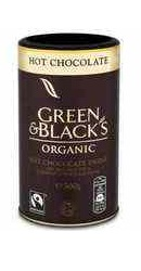 Ciocolata calda organica - Green Blacks