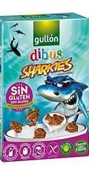 Sharkies Biscuiti fara gluten  - Gullon