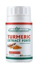 Turmeric Extract Forte - Health Nutrition