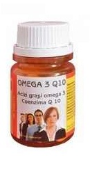 Omega 3 si Q10 - Helcor