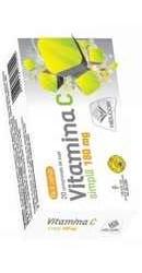 Vitamina C 180MG - Helcor