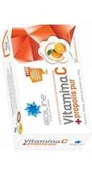 Vitamina C cu Propolis pur - Helcor