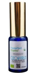 OzonVirus Ulei pentru ingrijirea pielii - Hempmed