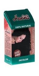 Henna Tratament Par Incolor - Henna Sonia