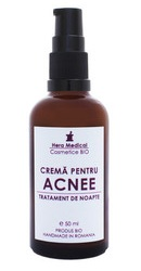 Crema pentru Acnee, Tratament de noapte - Hera Medical