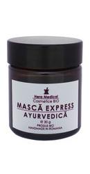 Masca faciala calmanta Ayurvedica - Hera Medical