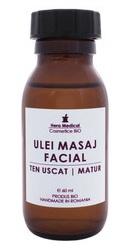 Ulei de masaj facial ten uscat deshidratat - Hera Medical