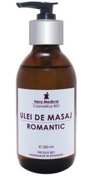 Ulei de masaj romantic - Hera Medical