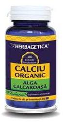 Calciu Organic - Herbagetica